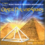 CD 'Crystal Pyramid Sounds' - Dieter Schrade - Copyright STEINKLANG