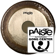 PAISTE-Gongs - Copyright STEINKLANG